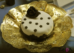 Tartas con Fondant - www.2eloa.com