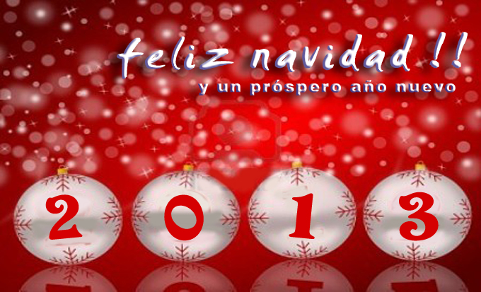 Feliz Navidad 2012 desde www.2eloa.com