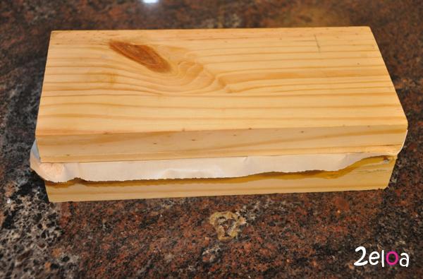 Turrón casero tipo Jijona con Thermomix - www.2eloa.com