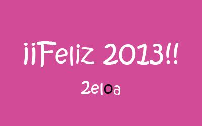 Feliz 2013 - www.2eloa.com