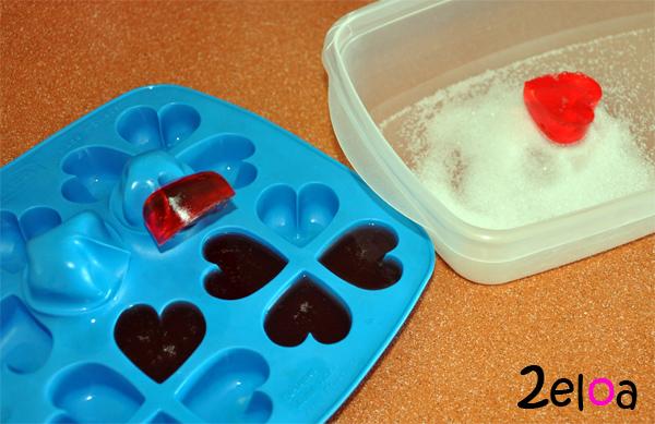 Cómo hacer golosinas de gelatina 3