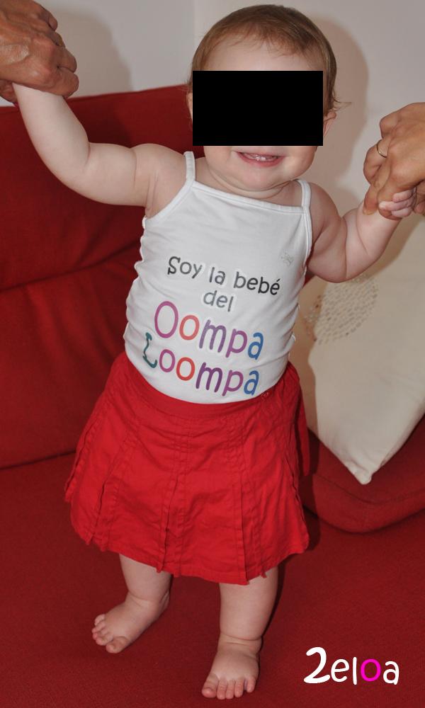 Soy la bebé del Oompa Loompa - www.2eloa.com
