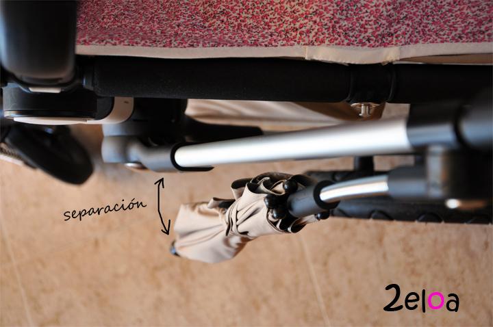 sujeta sombrilla bugaboo1 2eloa