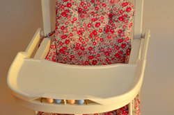 Trona para bebés combelle de Zara Home - www.2eloa.com
