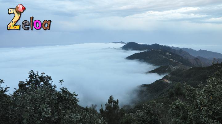 Miércoles Mudo: Tenerife, Mar de nubes - www.2eloa.com