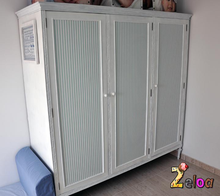 Renovando un armario antiguo 2eloa - Restaurar armarios antiguos ...