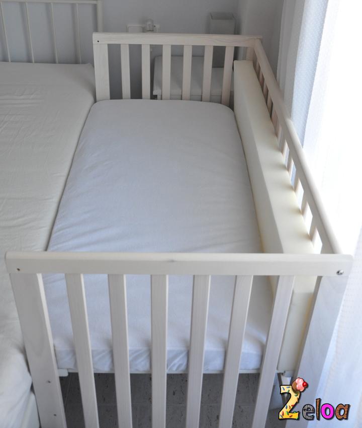 C mo hacer una cuna colecho barata 2eloa beb s crianza diy fondant - Hacer una cama abatible ...
