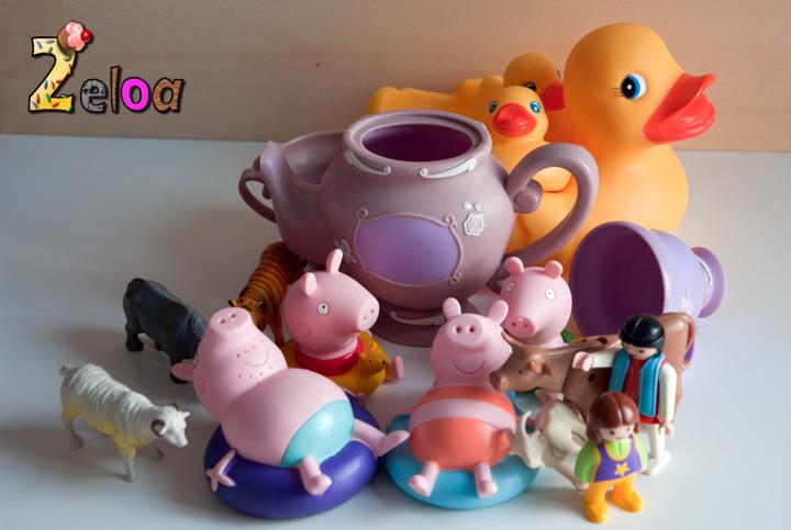 5 juguetes recomendados para el ba o 2eloa beb s - Juguetes de bano ...