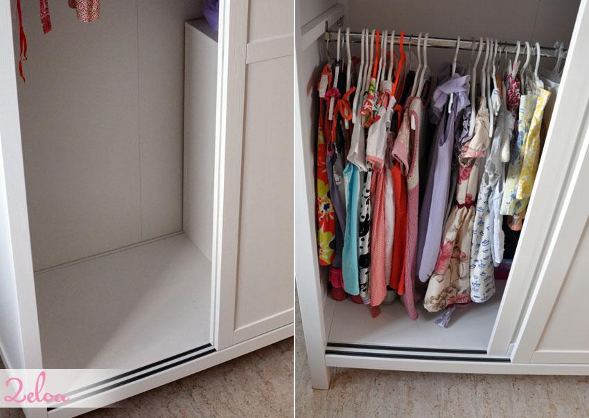Adesivo Decorativo De Parede Cozinha ~ Cómo adaptar armario Hemnes para niños Ikea hack 2eloa